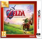 Plats 1: The Legend of Zelda: Ocarina of Time 3D