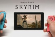 Ny trailer på The Elder Scrolls V: Skyrim till Switch