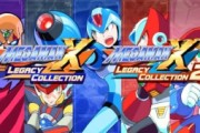 Mega Man X Legacy Collection har fått releasedatum