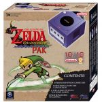 The Legend of Zelda: The Wind Waker Pak (Plantinum)