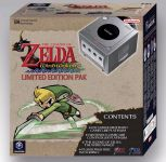 The Legend of Zelda: The Wind Waker Limited Edition Pak (Plantinum)