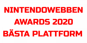 Nintendowebben Awards 2020 - Bästa plattform 2020