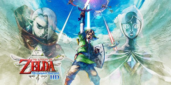 The Legend of Zelda: Skyward Sword kommer till Nintendo Switch