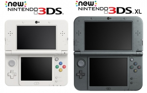 New Nintendo 3DS/New Nintendo 3DS XL fyller 3 år