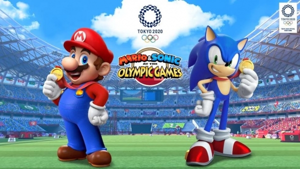 E3: Ny trailer för Mario & Sonic at the Olympic Games Tokyo 2020
