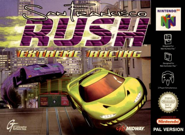 San Francisco Rush: Extreme Racing fyller 23 år