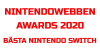 Nintendowebben Awards 2020 - Bästa Nintendo Switch 2020