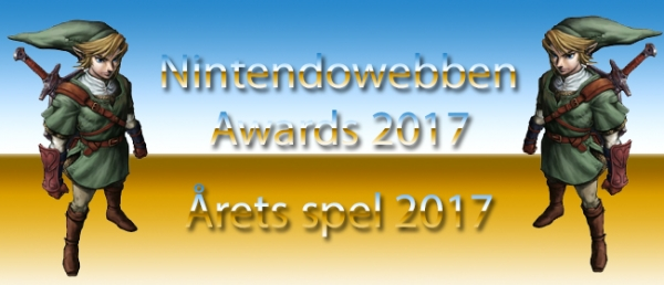 Nintendowebben Awards 2017