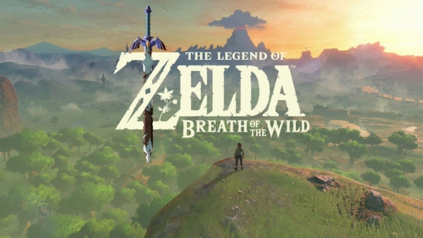 The Legend of Zelda: Breath of the Wild fyller 1 år