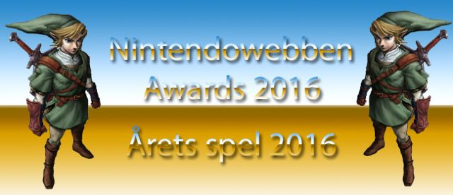 Nintendowebben Awards 2016