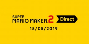 Super Mario Maker 2 Direct presentation 16 maj 2019