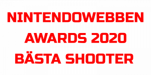 Nintendowebben Awards 2020 - Bästa shooter 2020