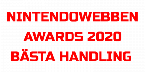 Nintendowebben Awards 2020 - Bästa handling 2020
