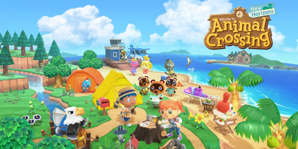 Två nya video på Animal Crossing: New Horizons