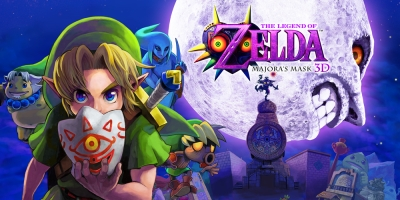 The Legend of Zelda: Majora´s Mask 3D fyller 4 år