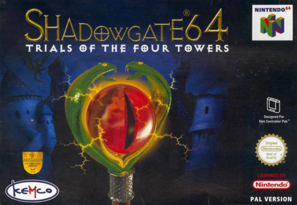 Shadowgate 64: Trials of the Four Towers fyller 21 år