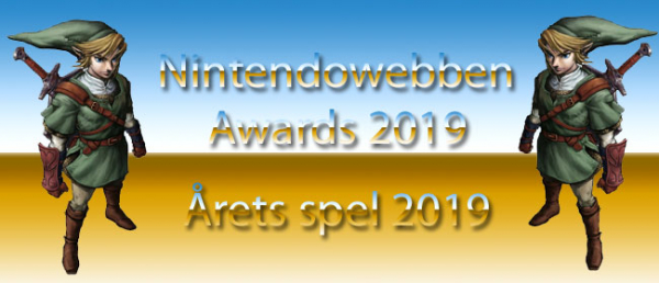 Resultat: Nintendowebben Awards 2019