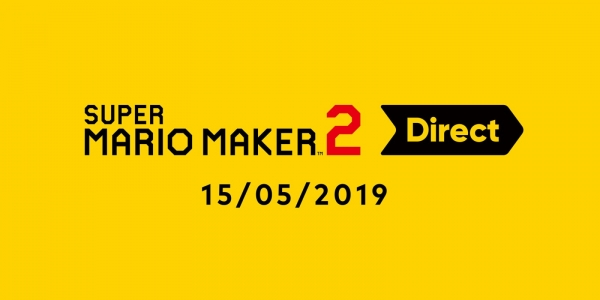 Ny Nintendo Direct som handlar om Super Mario Maker 2