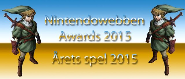 Nintendowebben Awards 2015