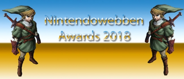 Nintendowebben Awards 2018 - Bästa amiibo 2018