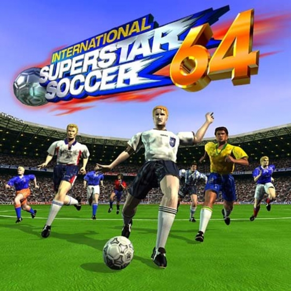 International Superstar Soccer 64 fyller 22 år
