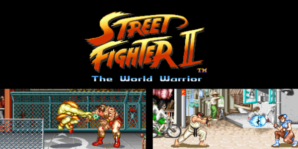 Street Fighter™ II: The World Warrior fyller 28 år