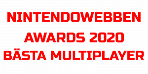 Nintendowebben Awards 2020 - Bästa multiplayer 2020