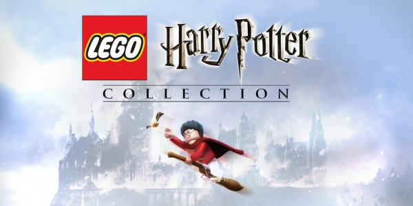 Idag släpps LEGO® Harry Potter™ Collection