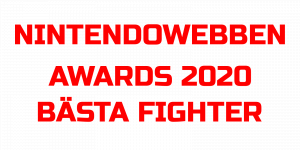 Nintendowebben Awards 2020 - Bästa fighter 2020